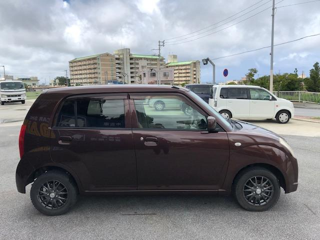 「日産」「ピノ」「軽自動車」「沖縄県」の中古車4