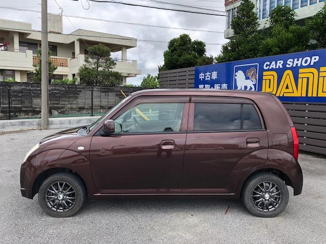 「日産」「ピノ」「軽自動車」「沖縄県」の中古車5