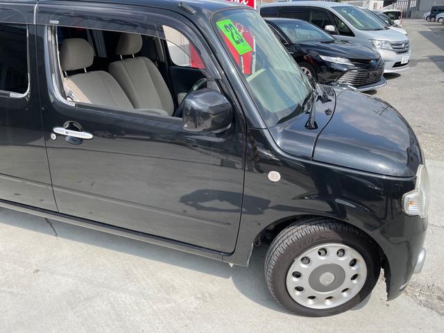 ココアX 本土無事故車 スマートキー 人気のブラック(4枚目)