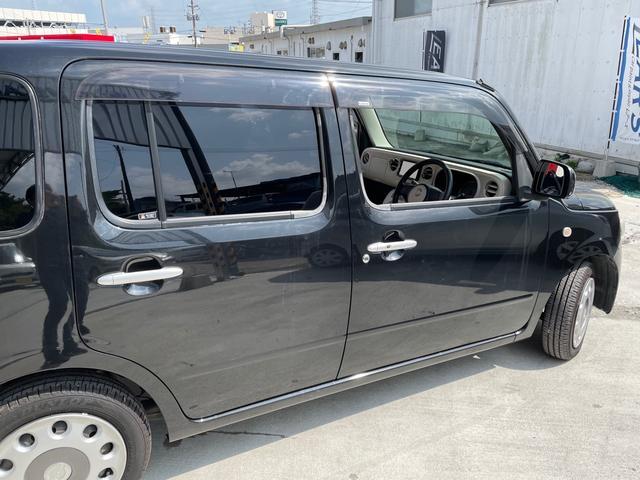 ココアX 本土無事故車 スマートキー 人気のブラック(5枚目)