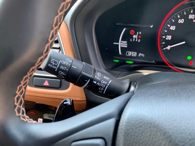 ハイブリッドZ・ホンダセンシング 後期モデル・8インチナビ・HDMI・USB(スマホ接続)Bluetooth・TV・DVD・ガイド付きバックビューモニター・フルLEDヘッドライト・専用ルーフレール・(25枚目)