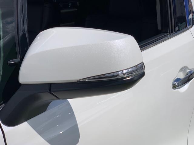 オート電動格納式リモコン付きドアミラー(サイドターンランプ付)