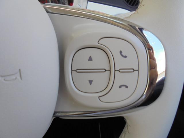 500C幌電動オープンモデル!外装ボサノバホワイト 純性2DINナビ・バックカメラ・ETC車載器完備した充実の1台デス!!新車保証継承・全国ご納車いたします!!