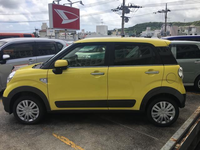 「ダイハツ」「キャスト」「コンパクトカー」「沖縄県」の中古車5