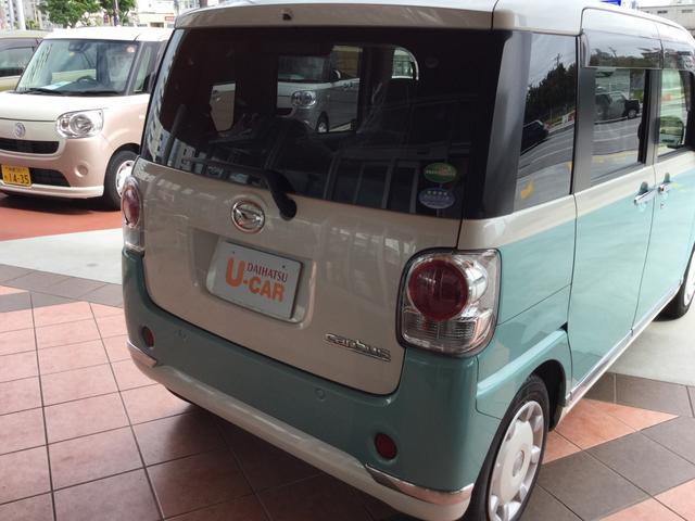 「ダイハツ」「ムーヴキャンバス」「コンパクトカー」「沖縄県」の中古車8