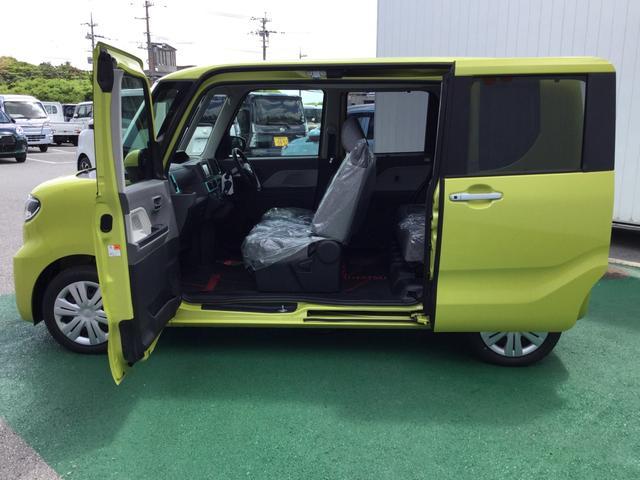 ミラクルオープンドア♪大きな荷物や長い荷物を左側から積み込み可能