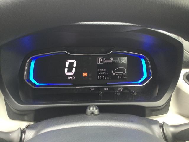 デジタルスピードメーター!