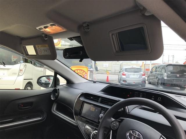 S プッシュスタートスマートキーアイドリングストップ衝突軽減ブレーキ・衝突安全ボディウィンカーミラーナビDVD・USB/AUX入力端子ETC(9枚目)