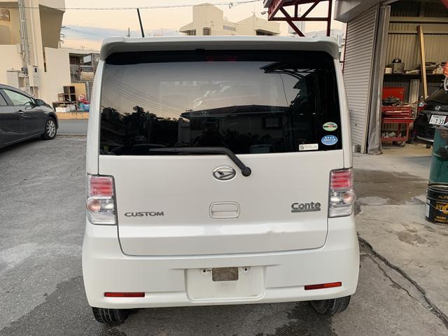 「ダイハツ」「ムーヴコンテ」「コンパクトカー」「沖縄県」の中古車6