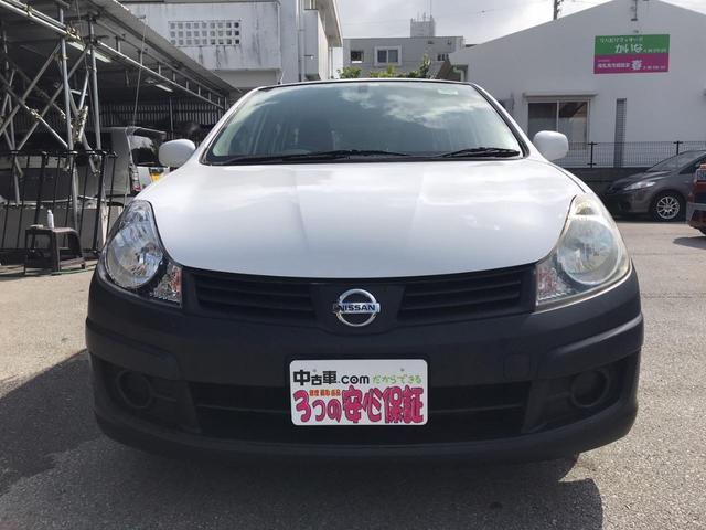 「日産」「AD」「ステーションワゴン」「沖縄県」の中古車2