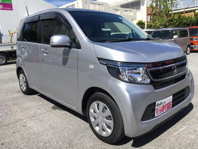 「ホンダ」「N-WGN」「コンパクトカー」「沖縄県」の中古車5