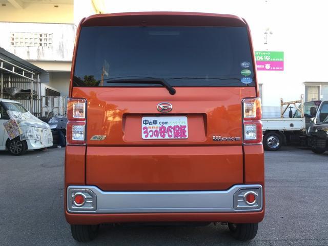 X ターボ 5年間修理保証付 新品タイヤ4本&バッテリー込♪(7枚目)