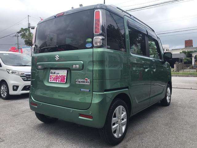 「スズキ」「スペーシア」「コンパクトカー」「沖縄県」の中古車8