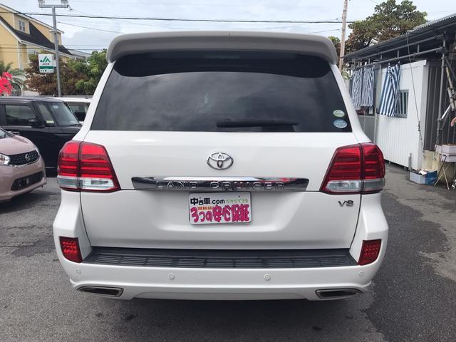 「トヨタ」「ランドクルーザー」「SUV・クロカン」「沖縄県」の中古車10