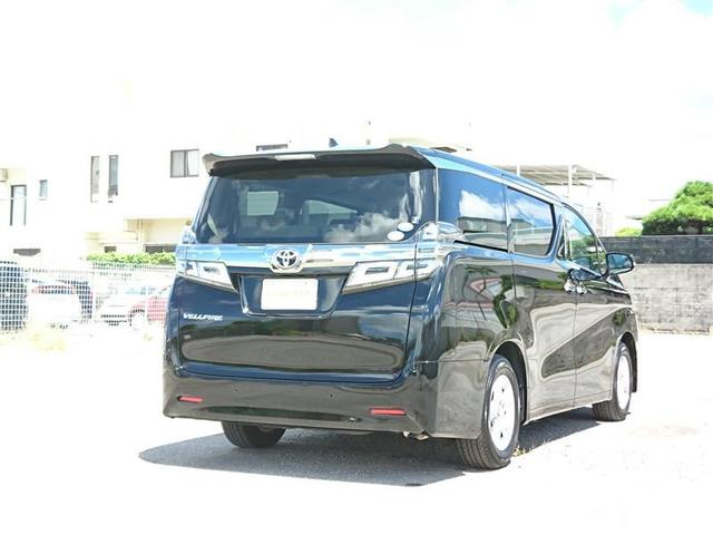 「トヨタ」「ヴェルファイア」「ミニバン・ワンボックス」「沖縄県」の中古車5