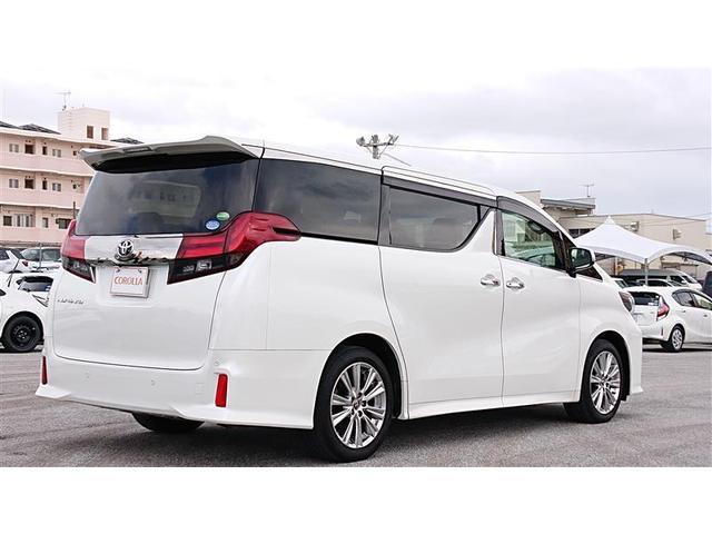 「トヨタ」「アルファード」「ミニバン・ワンボックス」「沖縄県」の中古車3