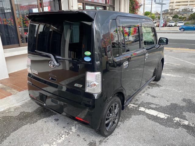 カスタム X 後期モデル スマートキー オートエアコン アイドリングストップ機能 社外アルミ 本土無事故車両(6枚目)