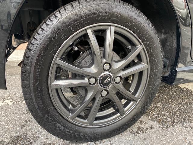 カスタム X 後期モデル スマートキー オートエアコン アイドリングストップ機能 社外アルミ 本土無事故車両(7枚目)