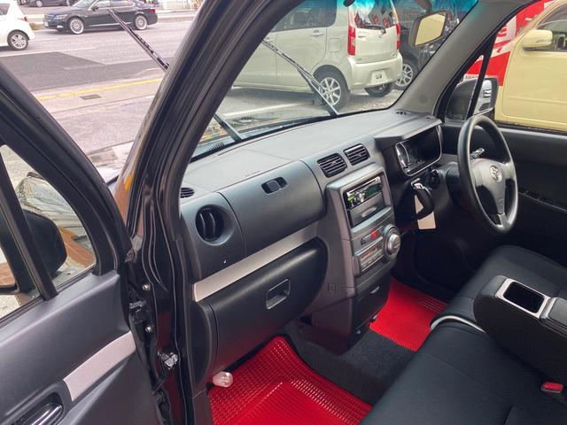 カスタム X 後期モデル スマートキー オートエアコン アイドリングストップ機能 社外アルミ 本土無事故車両(28枚目)