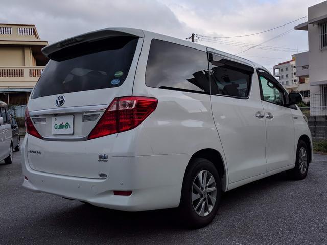 「トヨタ」「アルファード」「ミニバン・ワンボックス」「沖縄県」の中古車7