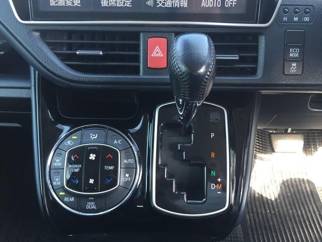 ZS 煌II 純正10インチナビ 12.1型フリップダウンモニター 両側パワースライドドア 純正シートカバー バックカメラ 8名乗り Bluetooth ETC セーフティセンス プリクラッシュセーフティ(20枚目)