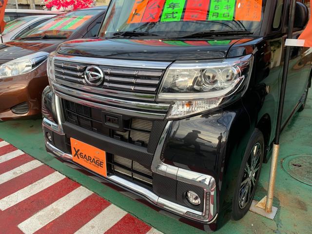 カスタムX トップエディションSAII レーダーブレーキ(3枚目)