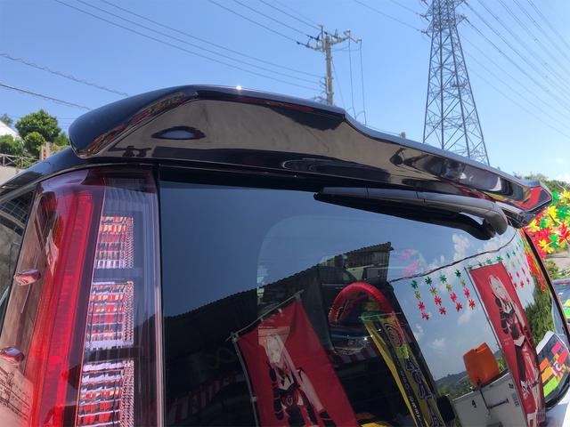 ハイブリッドGi モデリスタエアロ スタイリングパッケージ デイライト付き 両側パワースライドドア 置くだけ充電 シートヒーター・エアコン 革シート ホイール新品 本土仕入・無事故車 24ヵ月保証付き(14枚目)