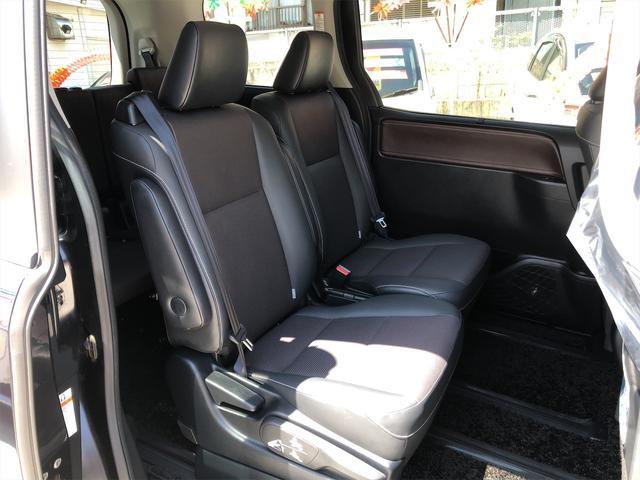 ハイブリッドGi モデリスタエアロ スタイリングパッケージ デイライト付き 両側パワースライドドア 置くだけ充電 シートヒーター・エアコン 革シート ホイール新品 本土仕入・無事故車 24ヵ月保証付き(21枚目)