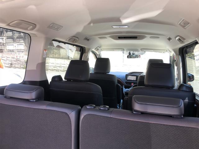 ハイブリッドGi モデリスタエアロ スタイリングパッケージ デイライト付き 両側パワースライドドア 置くだけ充電 シートヒーター・エアコン 革シート ホイール新品 本土仕入・無事故車 24ヵ月保証付き(26枚目)