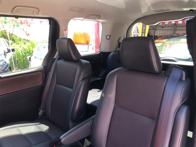 ハイブリッドGi モデリスタエアロ スタイリングパッケージ デイライト付き 両側パワースライドドア 置くだけ充電 シートヒーター・エアコン 革シート ホイール新品 本土仕入・無事故車 24ヵ月保証付き(34枚目)