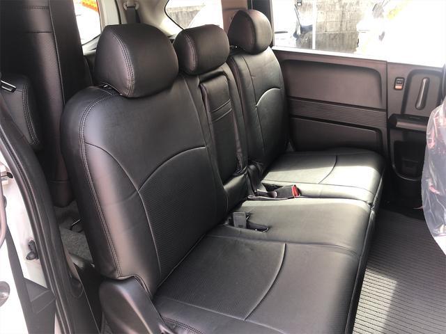 ジャストセレクション 両側パワースライドドア ドライブレコーダー シートカバー新品 社外アルミホイール HIDヘッドライト 本土仕入・無事故車 24ヵ月保証付き(22枚目)