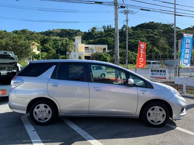 「ホンダ」「フィット」「ステーションワゴン」「沖縄県」の中古車5