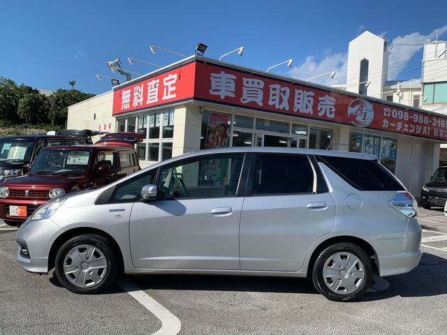 「ホンダ」「フィット」「ステーションワゴン」「沖縄県」の中古車6
