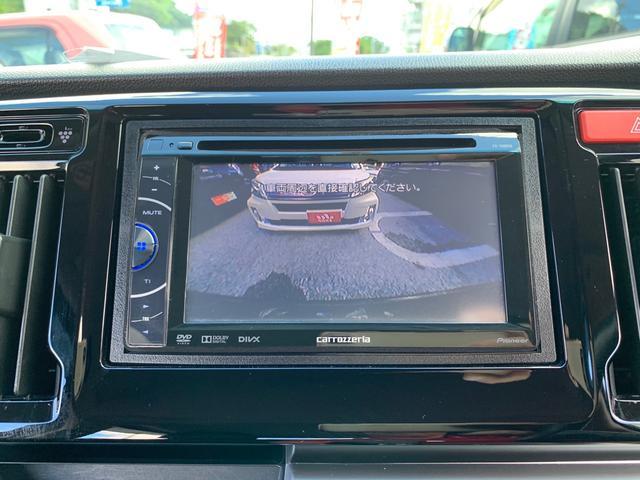 Custom G・特別仕様車・SSクールパッケージ ハーフレザーシート DVD バックカメラ HID クルーズコントロール プラズマクラスターエアコン オートリトラミラー(12枚目)