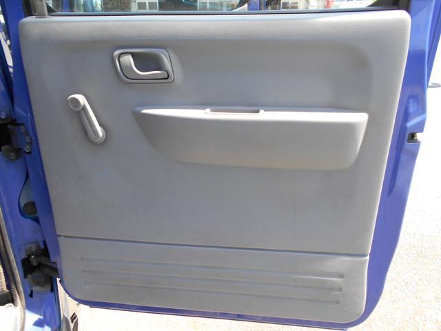 Wキャブ低床 シャーシB MT 軽油 オリジナルシート(17枚目)