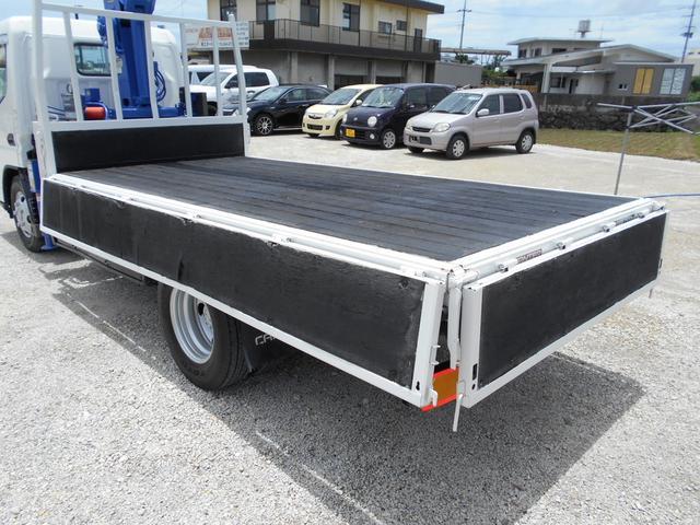 ロング高床DX 3段クレーン ラジコン 積載3.5t 内地車(13枚目)
