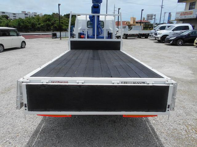 ロング高床DX 3段クレーン ラジコン 積載3.5t 内地車(14枚目)
