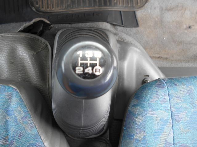 Wキャブ メッキパーツ シャーシB 内地仕入れ 排ガス装置無(2枚目)