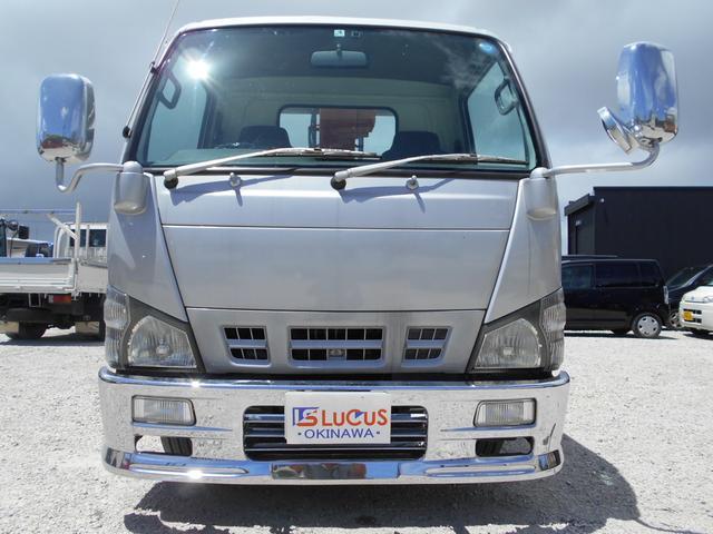 3段ユニック 2t シャーシB 4800cc 軽油 5MT(2枚目)