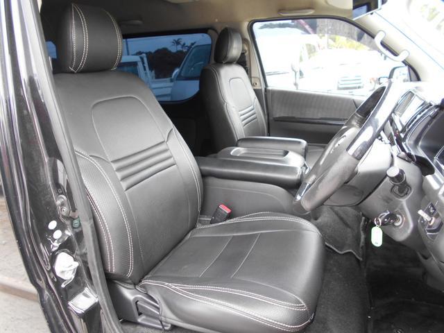 ロングスーパーGL 3型ワイド ミドルルーフ 内地中古 純正ナビ フルセグTV HIDヘッドライト ETC車載器 キーレス 3000cc インパネAT 5ドア(8枚目)