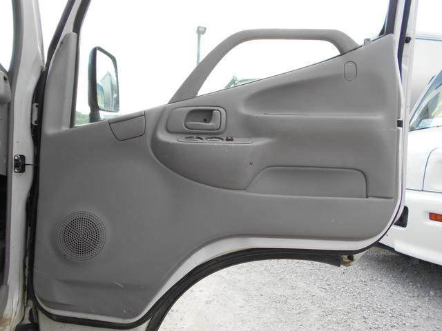 Wキャブロングジャストロー Wキャブ 内地中古 ETC リヤヒーター 3000cc 軽油 最大積載量1100kg 5MT 総重量3.5t未満 新免許運転OK(7枚目)