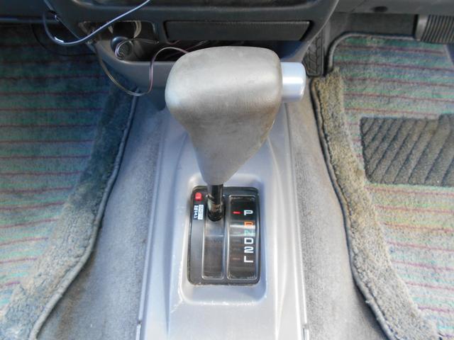 エクストラキャブ ローダウン バックカメラ 社外キーレス ナビ メッキバンパー 内地中古 ガソリン AT 2ドア PS PW AC(15枚目)