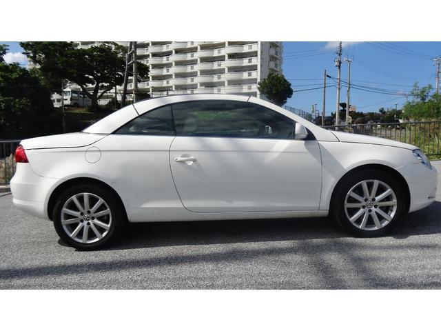「フォルクスワーゲン」「イオス」「オープンカー」「沖縄県」の中古車4
