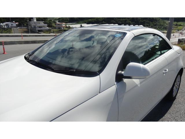「フォルクスワーゲン」「イオス」「オープンカー」「沖縄県」の中古車9