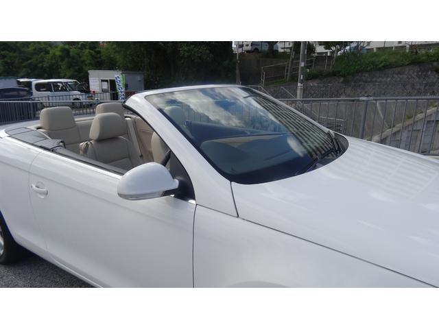 「フォルクスワーゲン」「イオス」「オープンカー」「沖縄県」の中古車14
