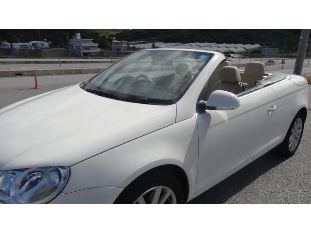 「フォルクスワーゲン」「イオス」「オープンカー」「沖縄県」の中古車15