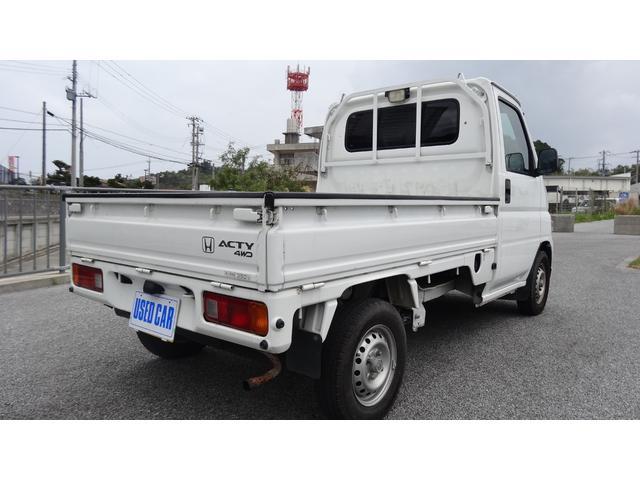 「ホンダ」「アクティトラック」「トラック」「沖縄県」の中古車8