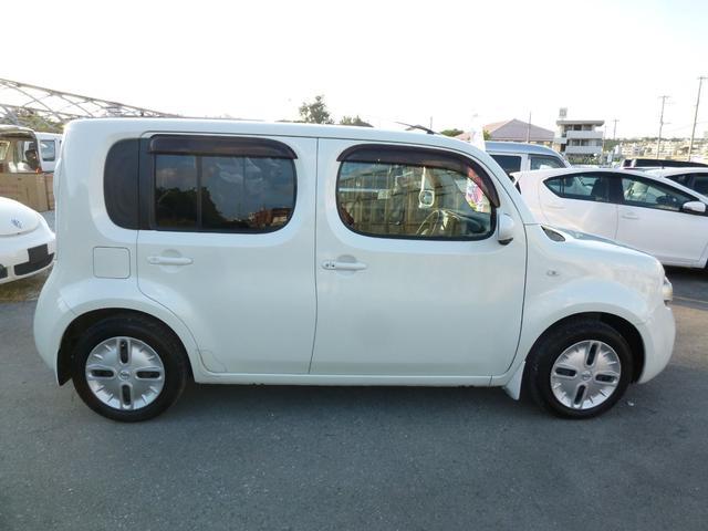 「日産」「キューブ」「ミニバン・ワンボックス」「沖縄県」の中古車5