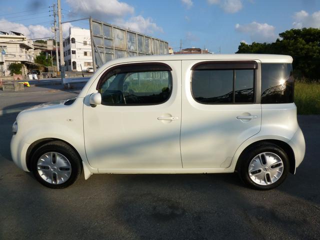 「日産」「キューブ」「ミニバン・ワンボックス」「沖縄県」の中古車9