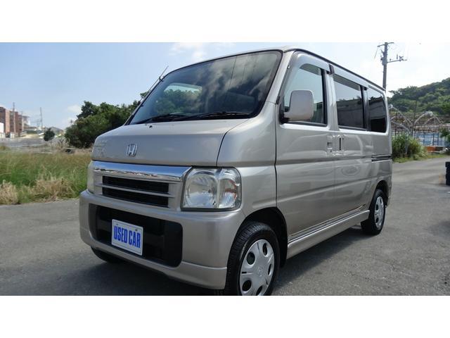 「ホンダ」「バモス」「コンパクトカー」「沖縄県」の中古車4